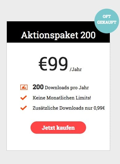 Alternative zu Shutterstock Bildpaket