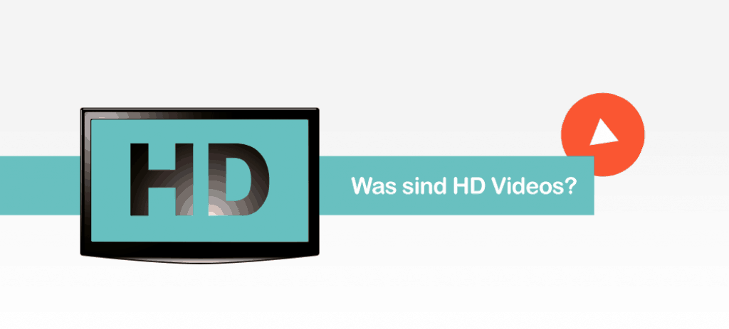Was sind HD Videos