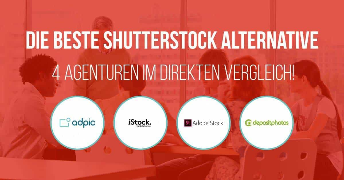 Shutterstock Alternative